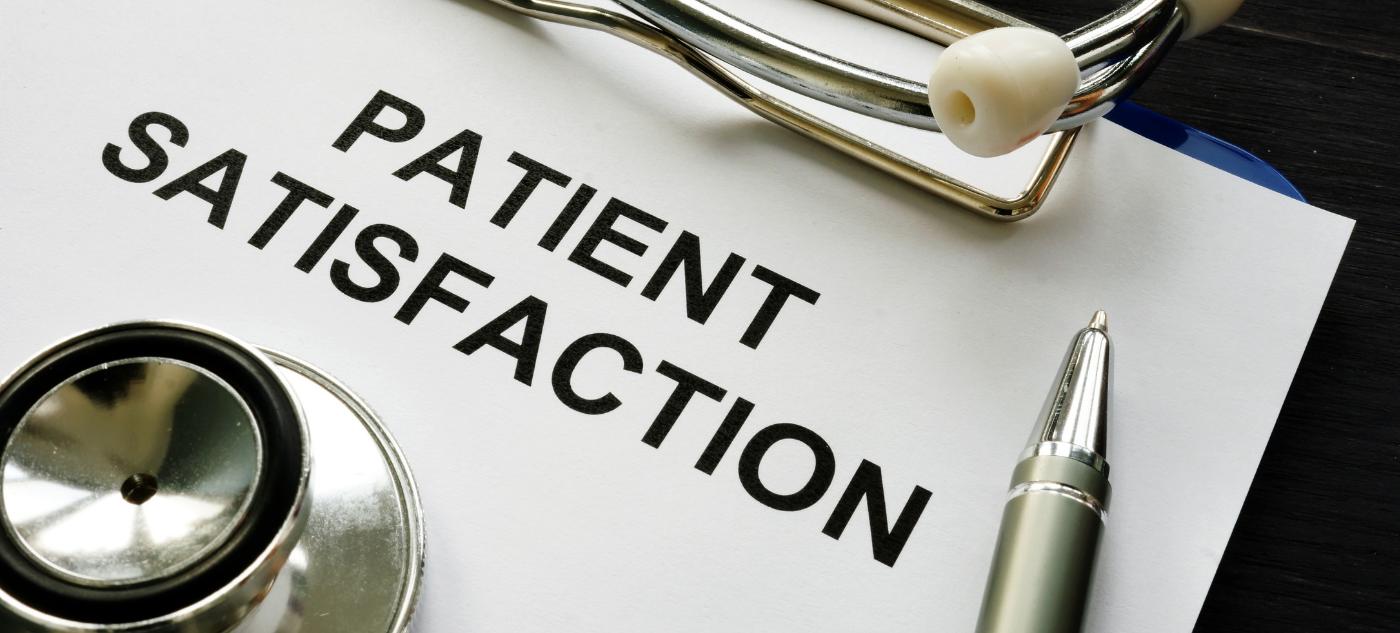 Outcome of the 2021 GP Patient survey
